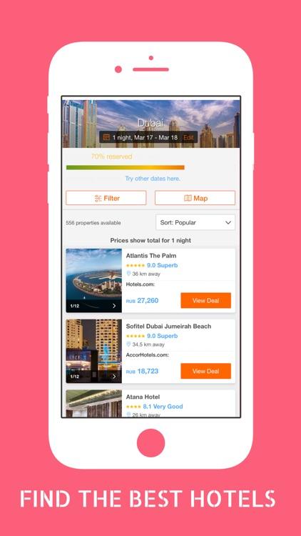 Travelscompare - Travel Deals screenshot-5
