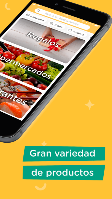 download Glovo-Pide lo que quieras apps 2