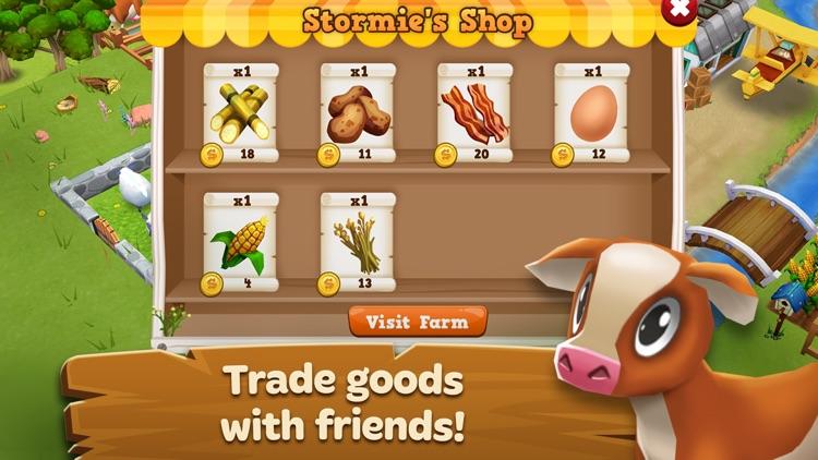 Farm Story 2™ screenshot-4