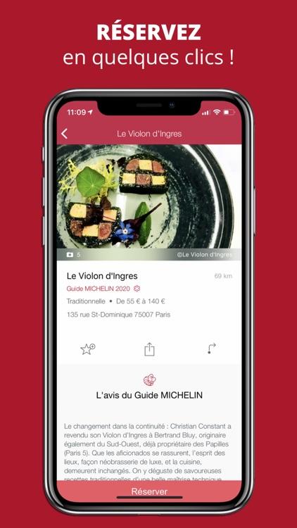 Guide MICHELIN France screenshot-5