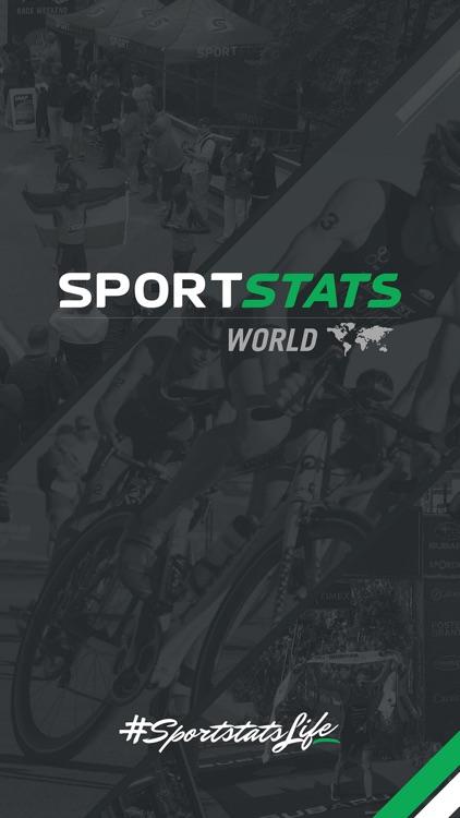 Sportstats Tracker