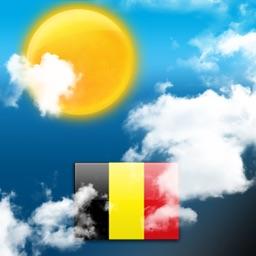 Météo pour la Belgique