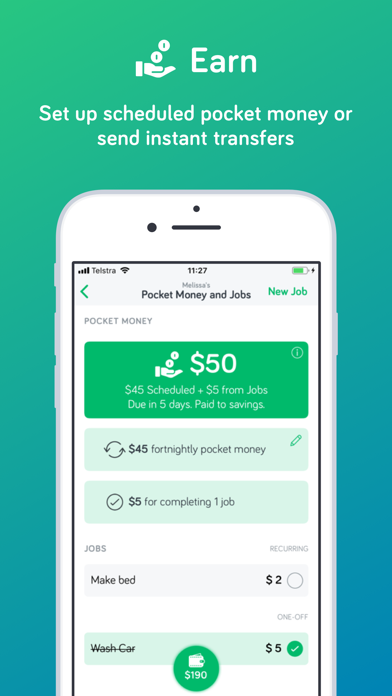 Download Spriggy Pocket Money for Pc