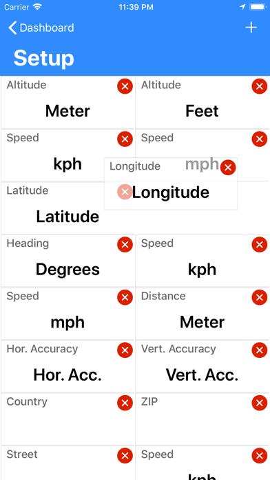 Screenshot #2 pour Pacific GPS Location Dashboard