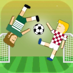 Soccer Crazy - 2 Players