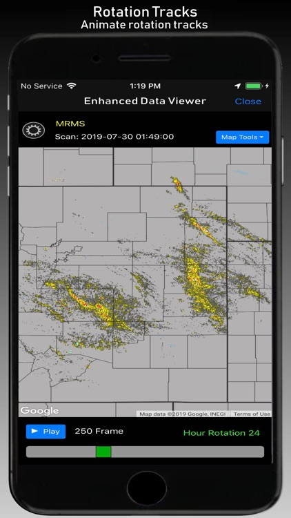 RadarOmega screenshot-9