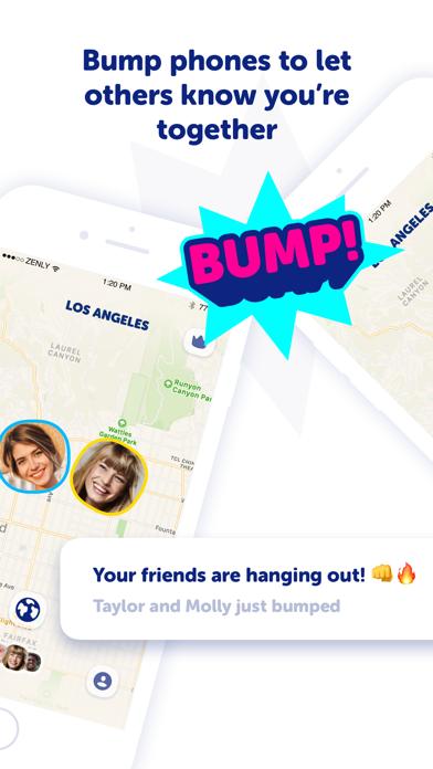 Zenly - Locate your friends in realtime screenshot