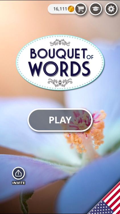 Bouquet of Words - Word Game screenshot-0