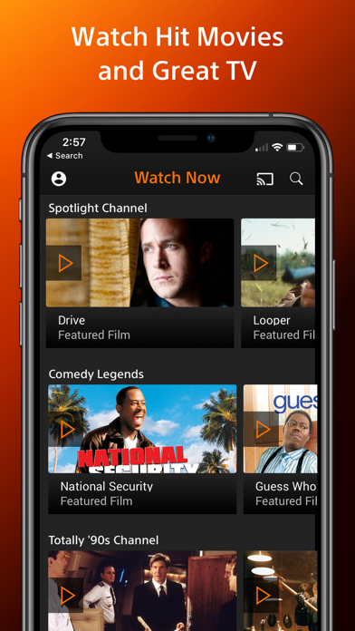 download Crackle - Movies & TV for PC