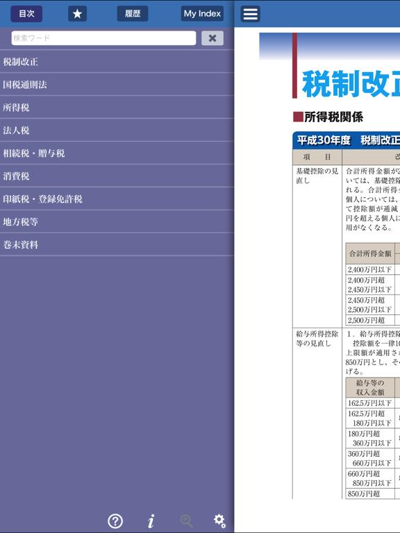 税務インデックス〜平成30年度版のおすすめ画像3