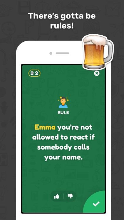 Drinkflix drinking game screenshot-3