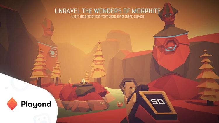 Morphite - Playond screenshot-0