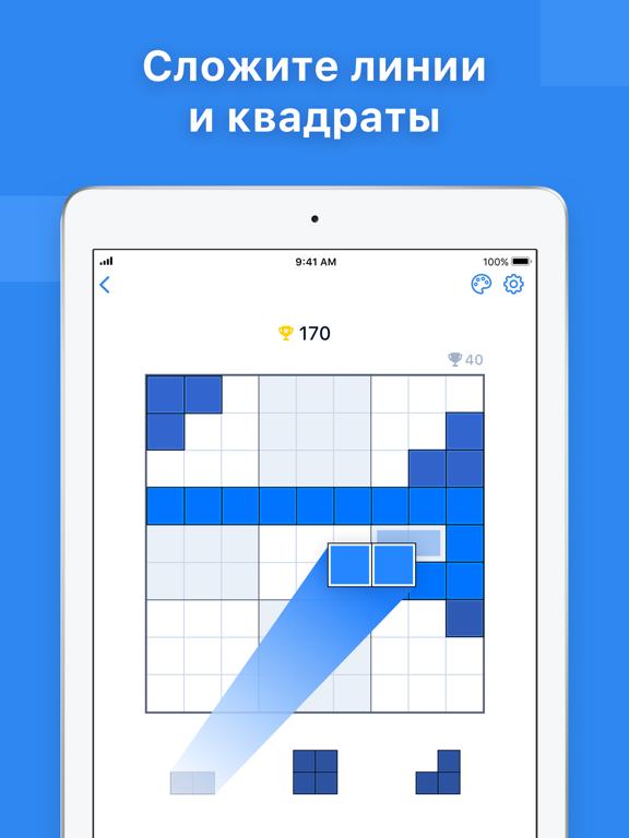 BlockuDoku - Блок пазл на iPad