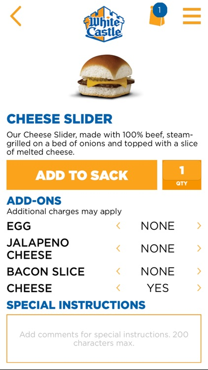 White Castle Online Ordering screenshot-4
