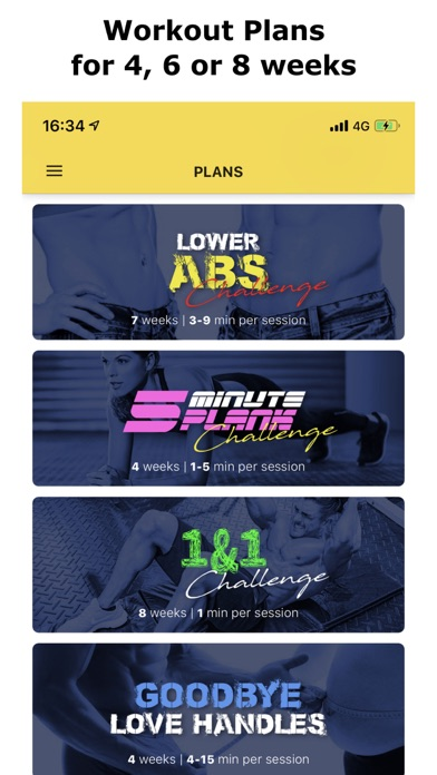Abs Workout - Daily Fitness-5