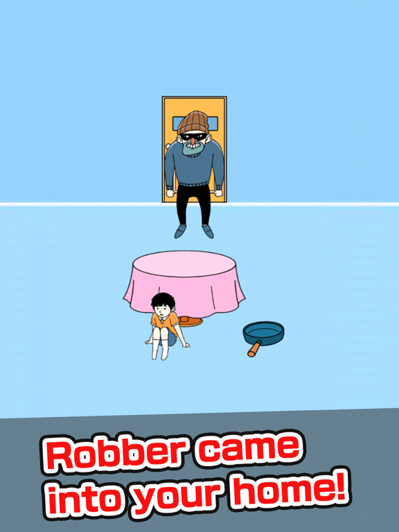 Beat the Robber -Escape game- screenshot 6