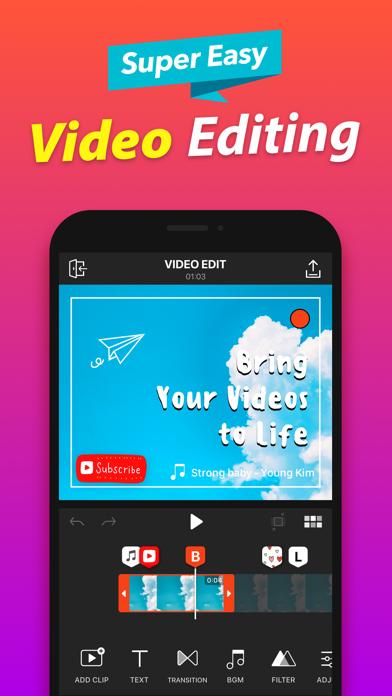 Video Maker VideoDay screenshot 1
