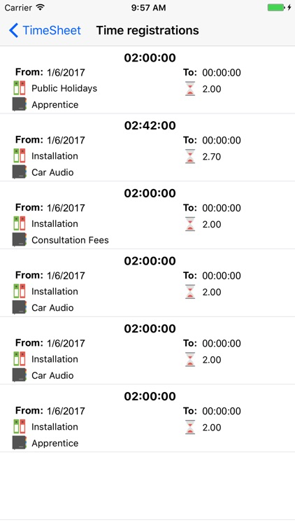"Service ""for iPhone"" screenshot-4"