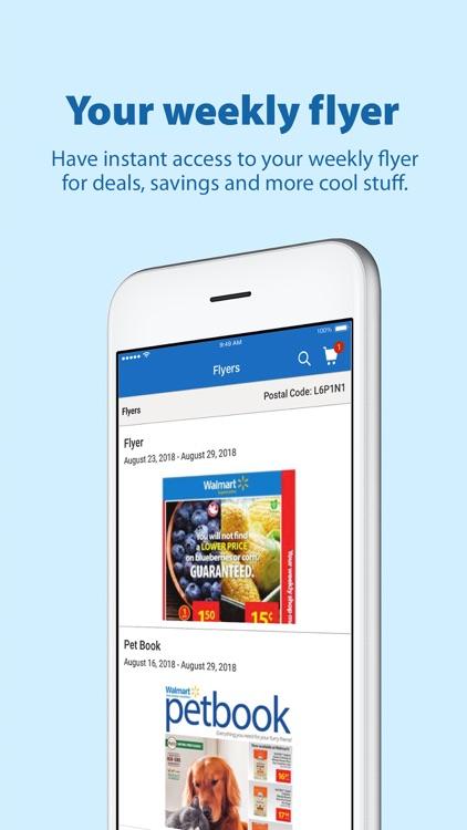 Walmart - Shopping & Groceries screenshot-4
