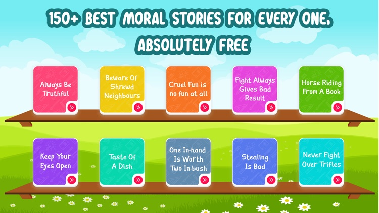 Best Moral Stories in English screenshot-2