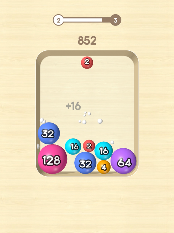 2048 Balls 3D screenshot 6