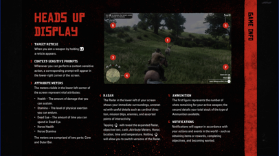RDR2: Companion Screenshot