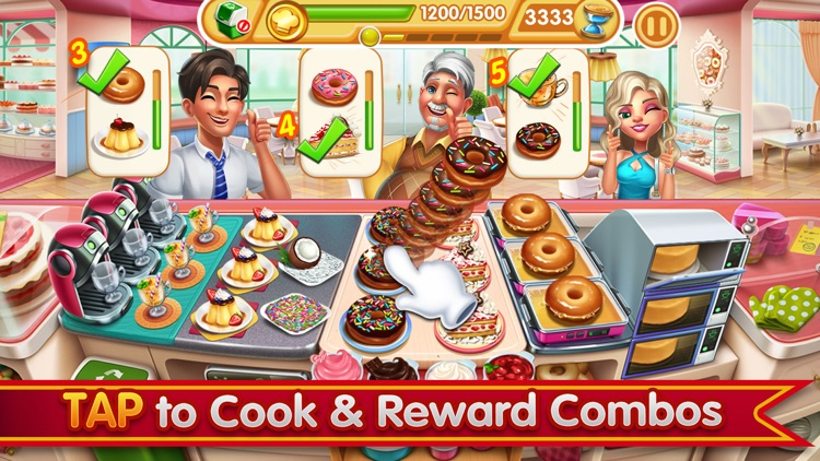 Cooking City - Chef's Game screenshot-0