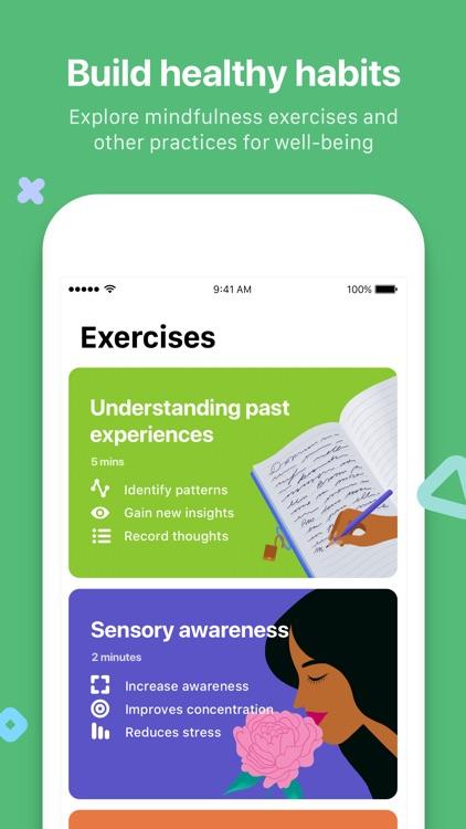 Talkspace Online Therapy screenshot-4