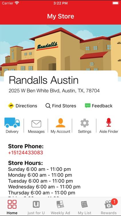 Randalls Deals & Rewards