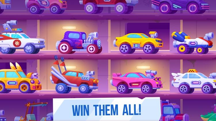 Racemasters - Clash of Cars screenshot-0