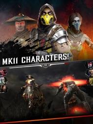 Mortal Kombat ipad images