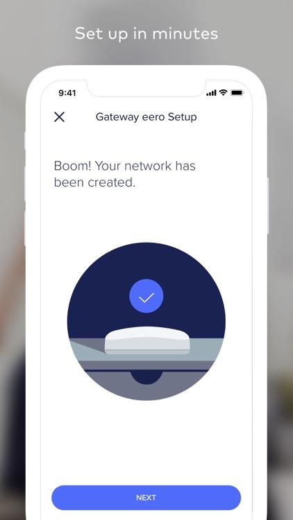 eero home WiFi system screenshot-4
