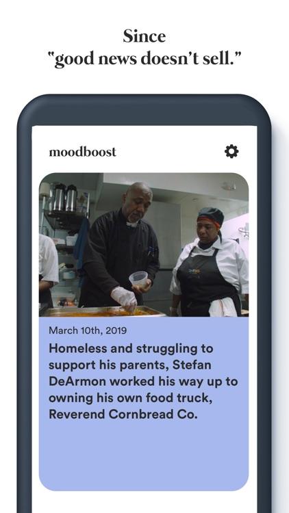Moodboost: Good News Only screenshot-5