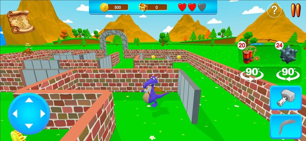 Maze Game 3D – Labyrinth Cheat Codes