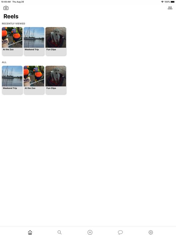 Reels by Moica Screenshots