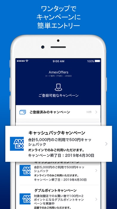 Amex Japan ScreenShot2