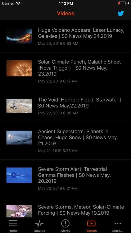 Disaster Prediction App screenshot-8