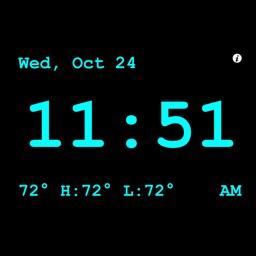 Nightstand Clock