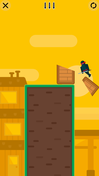 Mr Ninja - Slicey Puzzles screenshot 4