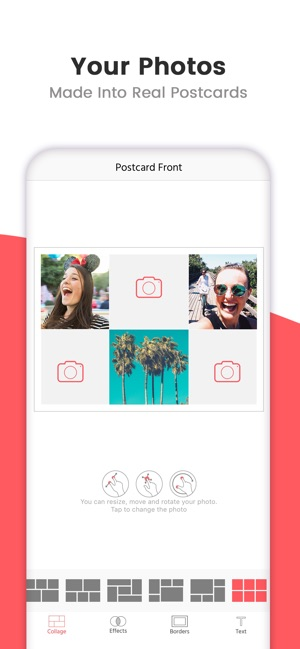 Postsnap: The Postcard App on the App Store