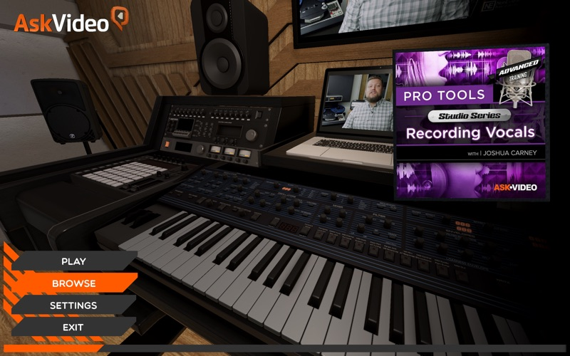 Recording Vocals Course By AV for Mac