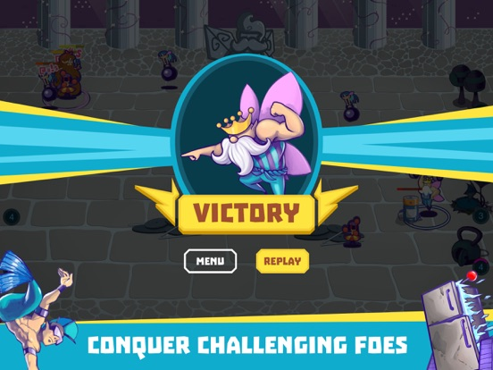 Versus: Unfriendly Frenzy screenshot #4