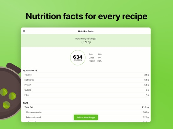 Mealime Meal Plans & Recipesのおすすめ画像7