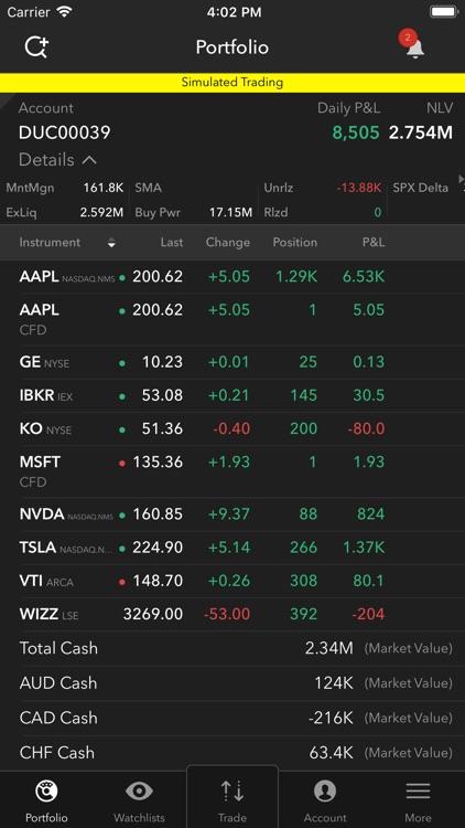 Agora Trader