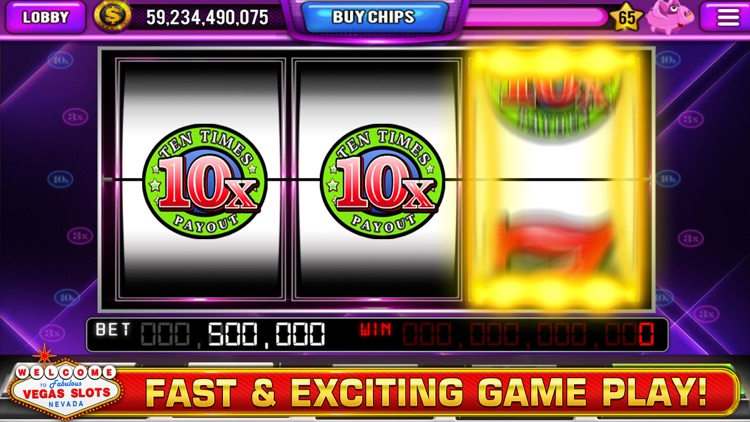7Star Vegas Slots - Real Vegas screenshot-0