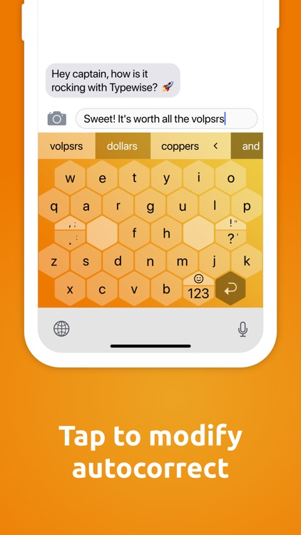 Typewise - Custom Keyboard screenshot-4
