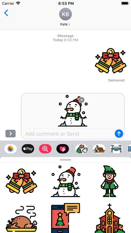 ChristmasMi screenshot-3