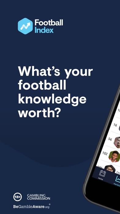 Football INDEX - Bet & Trade screenshot one