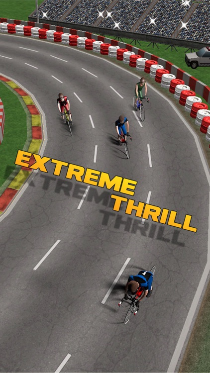 Real Bicycle Extreme Race screenshot-4