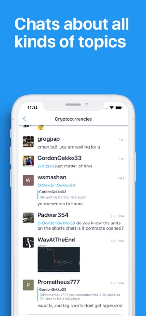 TradingView on the App Store